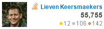 profile for Lieven Keersmaekers at Stack Overflow, Q&A for professional and enthusiast programmers