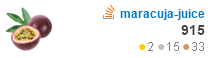 profile for maracuja-juice at Stack Overflow, Q&A for professional and enthusiast programmers