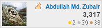 profile for Abdullah Md. Zubair at Stack Overflow, Q&A for professional and enthusiast programmers