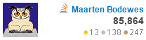 profile for Maarten Bodewes at Stack Overflow, Q&A for professional and enthusiast programmers