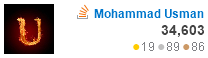profile for Mohammad Usman at Stack Overflow, Q&A for professional and enthusiast programmers