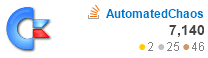 profile for AutomatedChaos at Stack Overflow, Q&A for professional and enthusiast programmers