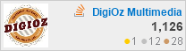profile for DigiOz Multimedia at Stack Overflow, Q&A for professional and enthusiast programmers