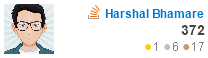 profile for Harshal Bhamare at Stack Overflow, Q&A for professional and enthusiast programmers