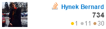 profile for Hynek Bernard at Stack Overflow, Q&A for professional and enthusiast programmers