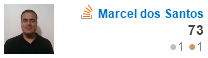 profile for Marcel dos Santos at Stack Overflow, Q&A for professional and enthusiast programmers