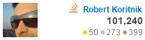 profile for Robert Koritnik at Stack Overflow, Q&A for professional and enthusiast programmers