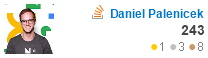 profile for Daniel Palenicek at Stack Overflow, Q&A for professional and enthusiast programmers