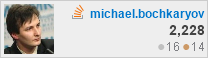 profile for michael.bochkaryov at Stack Overflow, Q&A for professional and enthusiast programmers