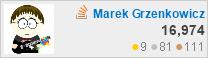 Marek Grzenkowicz - Stack Overflow profile